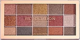 Düfte, Parfümerie und Kosmetik Lidschattenpalette - Makeup Revolution Foil Frenzy Eye Shadow Palette