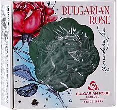 Glycerinseife blau - Bulgarian Rose Signature Spa Soap Blue — Bild N1