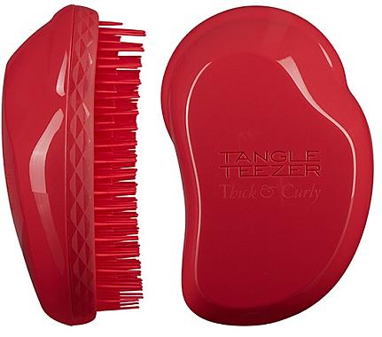 Entwirrbürste - Tangle Teezer Original Thick & Curly Salsa Red — Bild N3