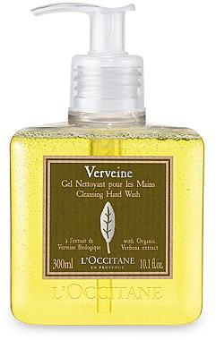 Handreinigungsgel mit Verbena-Extract - L'Occitane Verbena Cleansing Hand Wash — Bild N1