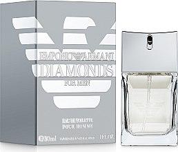 Düfte, Parfümerie und Kosmetik Giorgio Armani Emporio Armani Diamonds for Men - Eau de Toilette