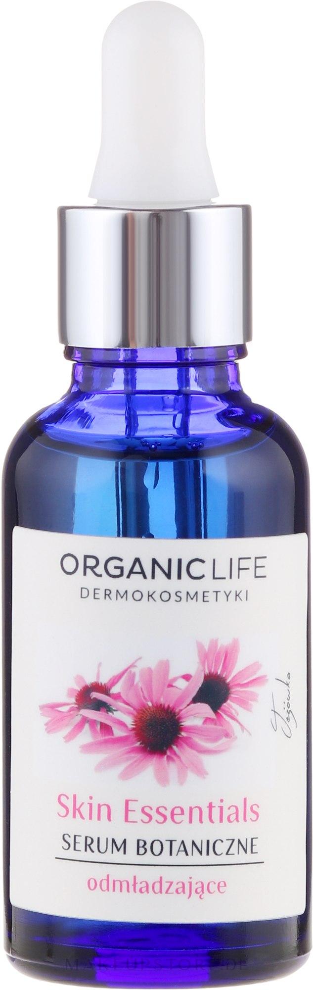 Gesichtsserum - Organic Life Dermocosmetics Skin Essentials Rejuvenating Liquid Serum — Bild 30 ml