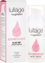 Düfte, Parfümerie und Kosmetik Beruhigendes Gesichtsfluid gegen Rötungen - Lullage RougeXpert Rojeces-Piel Sensible Fluid 360