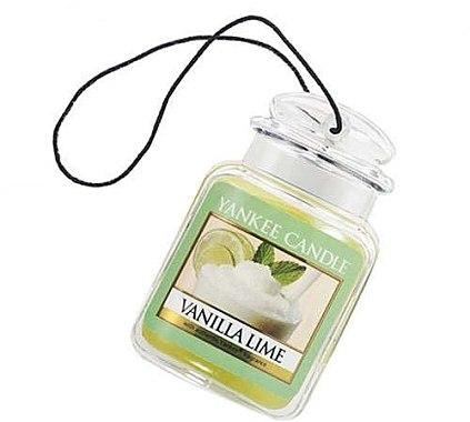 Auto-Lufterfrischer Vanilla Lime - Yankee Candle Vanilla Lime Car Jar Ultimate — Bild N1