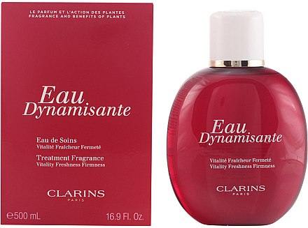 Clarins Eau Dynamisante Splash - Belebender Aromaduft — Bild N3