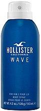 Düfte, Parfümerie und Kosmetik Hollister Wave For Him - Deospray