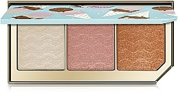 Highlighter-Palette - Too Faced Tutti Frutti Triple Scoop Hyper-Reflective Highlighting Palette — Bild N1