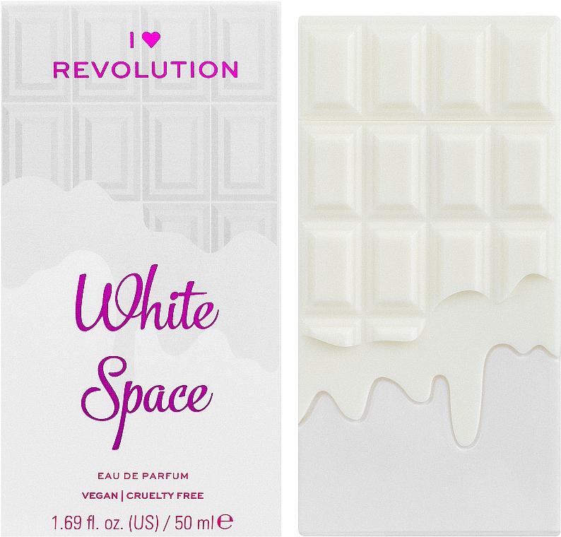 I Heart Revolution White Space - Eau de Parfum — Bild N2