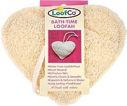 Düfte, Parfümerie und Kosmetik Natürlicher Luffaschwamm in Herzform - LoofCo Body Loofah