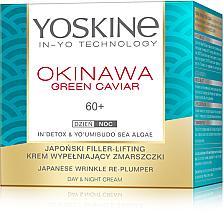 Düfte, Parfümerie und Kosmetik Gesichtscreme für Tag und Nacht mit grünem Kaviar 60+ - Yoskine Okinava Green Caviar 60+
