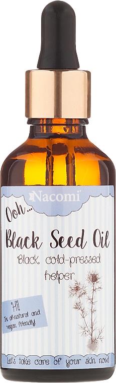 Schwarzkümmelöl für den Körper - Nacomi Black Seed Oil — Bild N1