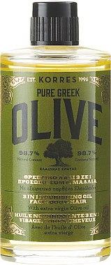 3in1 Pflegendes Öl für Körper, Haare und Gesicht - Korres Pure Greek Olive 3 In 1 Nourishing Oil — Bild N2