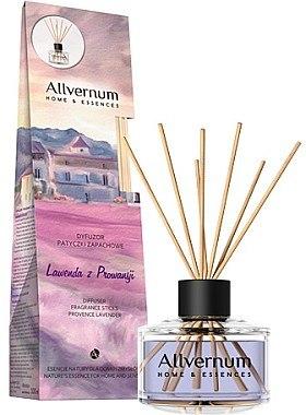 Raumerfrischer Provence Lavender - Allvernum Home & Essences Diffuser Fragrance Sticks — Bild N1