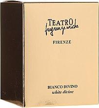 Düfte, Parfümerie und Kosmetik Duftkerze Bianco Divino - Teatro Fragranze Uniche Bianco Divino Scented Candle