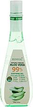 Düfte, Parfümerie und Kosmetik Beruhigendes Gel für Gesicht, Körper und Haar mit Aloe Vera - Eunyul Aloe vera Soothing Gel 99%