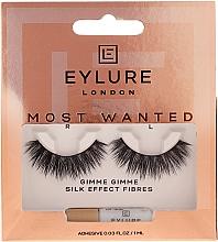 Düfte, Parfümerie und Kosmetik Künstliche Wimpern - Eylure Most Wanted Gimme Gimme