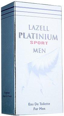 Lazell Platinum Sport MEN - Eau de Toilette — Bild N1