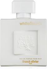 Düfte, Parfümerie und Kosmetik Franck Olivier White Touch - Eau de Parfum