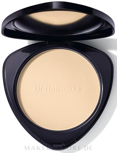 Gesichtspuder - Dr. Hauschka Compact Powder — Bild 01 - Macadamia