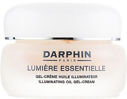 Gesichtsgel-Creme mit ätherischen Ölen und Pflanzenzucker - Darphin Lumiere Essentielle Illuminating Oil Gel Cream — Bild N2