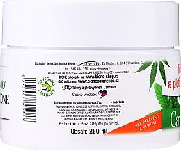Gesichtscreme mit Hanföl für die ganze Familie - Bione Cosmetics Cannabis Face Cream — Bild N2