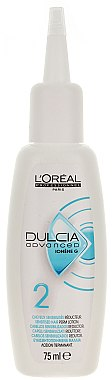Dauerwell-Lotion für sensibles Haar - L'Oreal Professionnel Dulcia Advanced Perm Lotion 2 — Bild N1