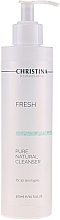 Düfte, Parfümerie und Kosmetik Gesichtsreiniger für empfindliche Haut - Christina Fresh Pure & Natural Cleanser