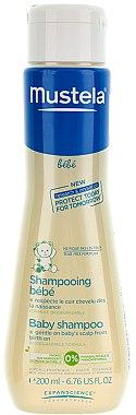 Sanftes Shampoo für Babys und Kinder - Mustela Bebe Baby Shampoo — Bild N1