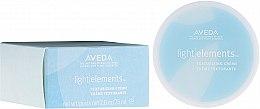 Düfte, Parfümerie und Kosmetik Texturierende Haarcreme mit Grapefruit, Ingwer und Geranie - Aveda Light Elements Texturizing Creme