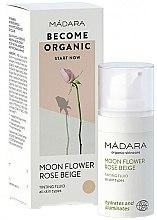 Düfte, Parfümerie und Kosmetik Tönungsfluid mit Mondblütenextrakt - Madara Cosmetics Become Organic Moon Flower Tinting Fluid
