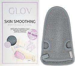 Düfte, Parfümerie und Kosmetik Handschuh für Körpermassage aus natürlichen Bambusfasern - Skin Smoothing Body Massage Grey