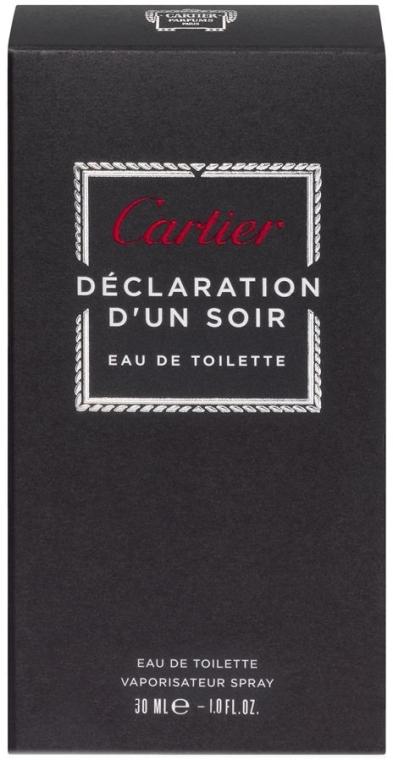 Cartier Déclaration d'un Soir - Eau de Toilette — Bild N4