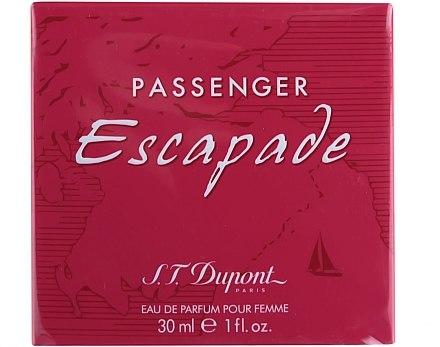 Dupont Passenger Escapade Women - Eau de Parfum — Bild N3