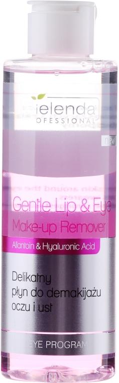 Make-up Entferner für Lippen und Augen - Bielenda Professional Eye Program Gentle Lip & Eye Make-up Remover — Bild N1