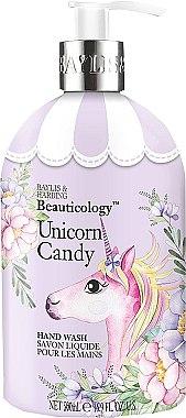 Flüssige Handseife Unicorn Candy - Baylis & Harding Beauticology Unicorn Candy Hand Wash — Bild N1