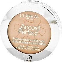 Düfte, Parfümerie und Kosmetik Kompaktpuder - L'Oreal Paris Accord Perfect Compact Powder