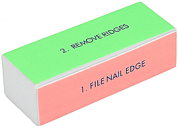 Düfte, Parfümerie und Kosmetik 4-Seitiger Nagelpolierblock - Tools For Beauty 4-way Nail Buffer Block