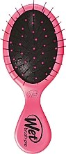 Düfte, Parfümerie und Kosmetik Haarbürste - Wet Brush Pro Mini Lil´Detangler Punchy Pink