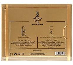 Paco Rabanne 1 Million - Duftset (Eau de Toilette 100 + Deodorant 150) — Bild N5