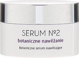 Feuchtigkeitsspendendes Gesichtsserum - Organic Life Dermocosmetics Serum №2 Botanical Moisturiser — Bild N2