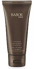 Düfte, Parfümerie und Kosmetik Vitalisierendes Duschgel für Körper und Haar - Babor Man Vitalizing Hair & Body Shampoo