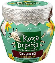 Düfte, Parfümerie und Kosmetik Nahrungsreiche Fußcreme - Fito Kosmetik Koza Dereza