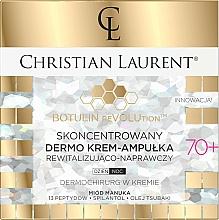 Düfte, Parfümerie und Kosmetik Konzentrierte Ampulle 70+ - Christian Laurent Botulin Revolution Concentrated Revitalising And Repair Dermo Cream-Ampoule