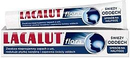 Düfte, Parfümerie und Kosmetik Zahnpasta gegen Mundgeruch - Lacalut Flora Toothpaste