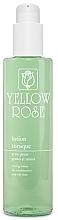 Düfte, Parfümerie und Kosmetik Feuchtigkeitsspendendes und erfrischendes Gesichtstonikum mit Gurkenextrakt für gemischte und fettige Haut - Yellow Rose Lotion Tonique