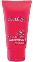 Düfte, Parfümerie und Kosmetik Anti-Falten Sonnenschutzcreme SPF 30 - Decleor Creme Protectrice Anti-Rides SPF30