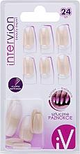 Düfte, Parfümerie und Kosmetik Künstliche Nägel 498763 24 St. - Inter-Vion