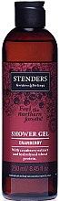 Düfte, Parfümerie und Kosmetik Duschgel mit Moosbeerextrakt und Weizenprotein - Stenders Cranberry Shower Gel