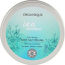 Düfte, Parfümerie und Kosmetik Entgiftendes Salzpeeling für den Körper mit Meeresduft - Organique Sea Essence Body Salt Peeling