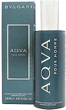 Düfte, Parfümerie und Kosmetik Bvlgari Aqva Pour Homme - Parfümiertes Körperspray